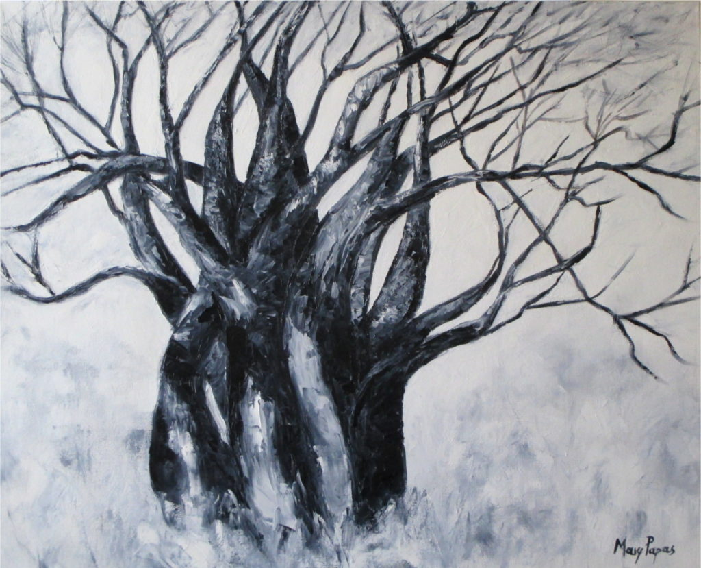 baobab-tree-knife-textured-art-abstract-painting-environmental-destruction