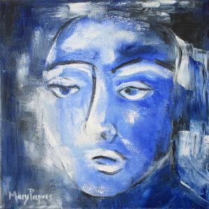 Anonymous Face 14 despair